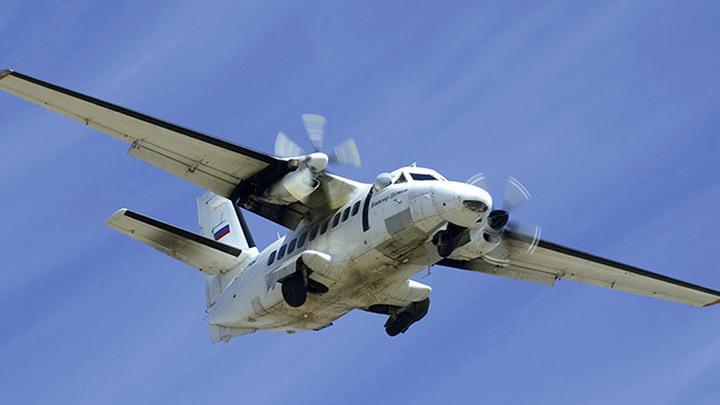 Пассажирский самолет разбился в Иркутской области