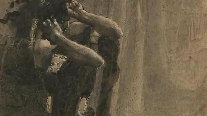 """В Армению возвращается акварель Михаила Врубеля """"Демон и ангел с душой Тамары"""""""