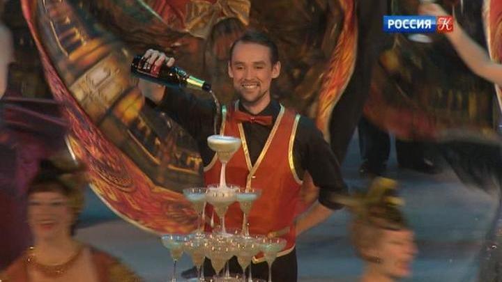 Феерия – на сцене. Шампанское – рекой. Московский театр оперетты отметил юбилей