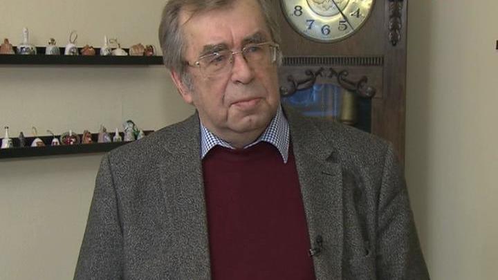 """70-летие отмечает главный редактор журнала """"Знамя"""" Сергей Чупринин"""