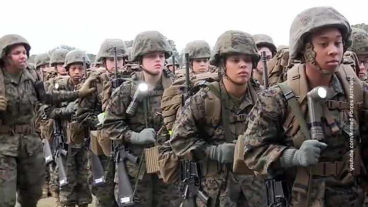 Секс комедия в армию