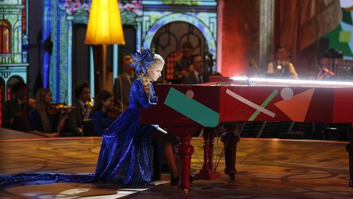 Синяя птица. Сезон 2017. Алиса Рогулина. Юная пианистка стала открытием для Дениса Мацуева