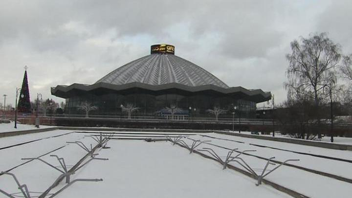 Большой Московский цирк в ожидании реставрации