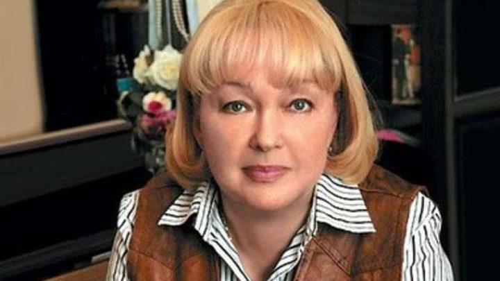 Актриса Наталья Гвоздикова отмечает юбилей