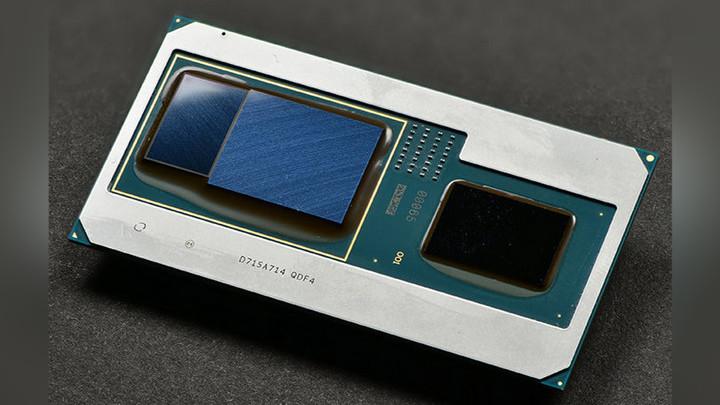 Intel представила процессоры со встроенной графикой AMD