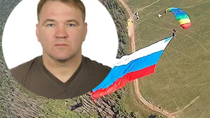 Главный тренер сборной России по парашютному спорту Вадим Ниязов.