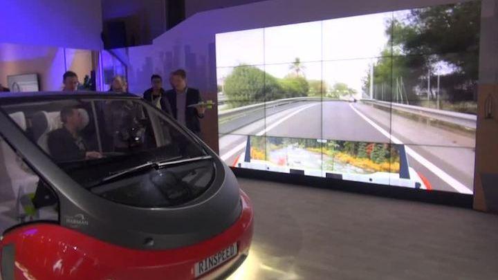 Вести.net: в WayRay создали голографический навигатор с дополненной реальностью