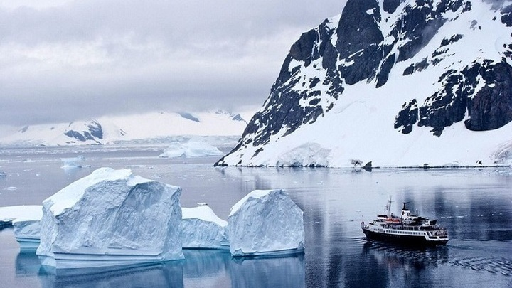 Хочу всё знать. Далекая Антарктида - самый загадочный континент нашей планеты