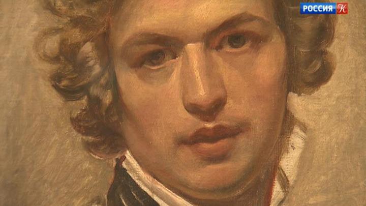 В Третьяковке представлены портреты Карла Брюллова