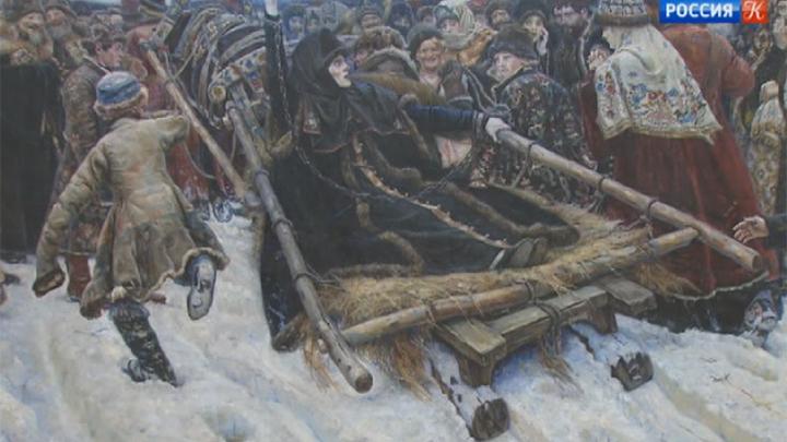 Живописец русской истории. Исполнилось 170 лет со дня рождения Василия Сурикова