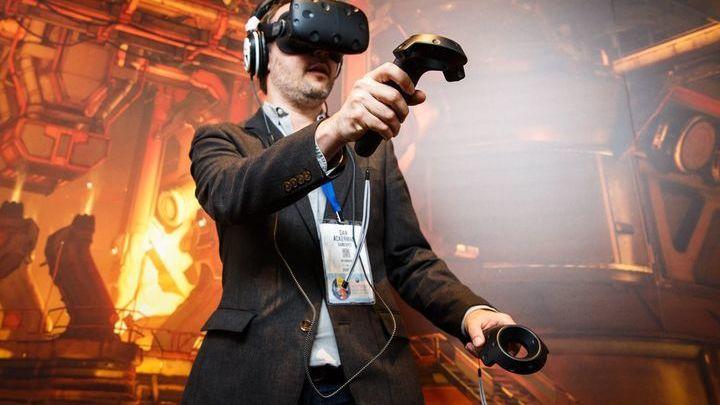 Физики и лирики. VR кинематограф
