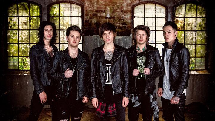 Asking Alexandria — металкор-группа из Великобритании