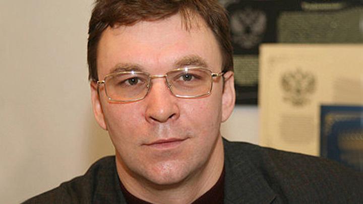 """Владимир Максимов, основатель исследовательского центра """"История фамилии"""""""