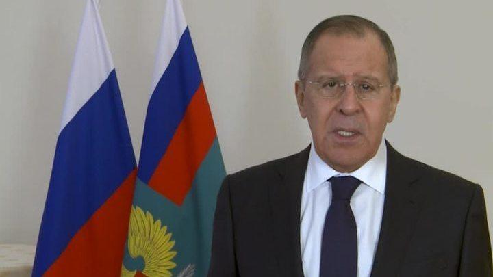 Лавров поздравил дипломатов с профессиональным праздником