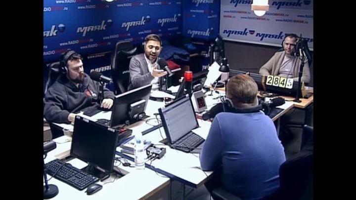 Сергей Стиллавин и его друзья. Castrol