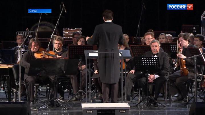 На Зимнем фестивале искусств Юрия Башмета состоялся гала-концерт