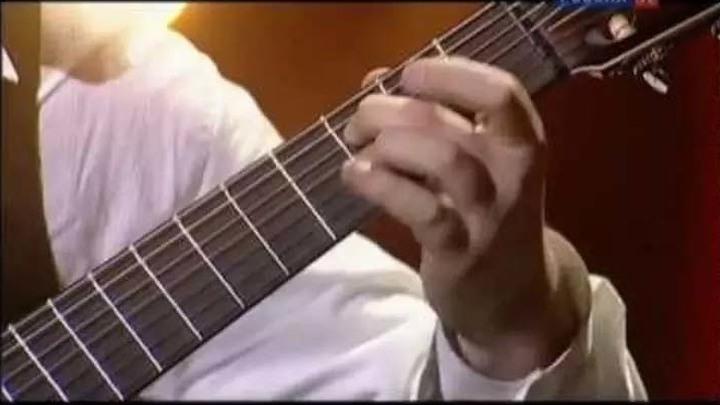 Владимир Маркушевич: тайны семиструнной гитары