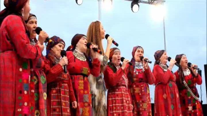"""The victory of """"Buranovskiye Babushki"""""""
