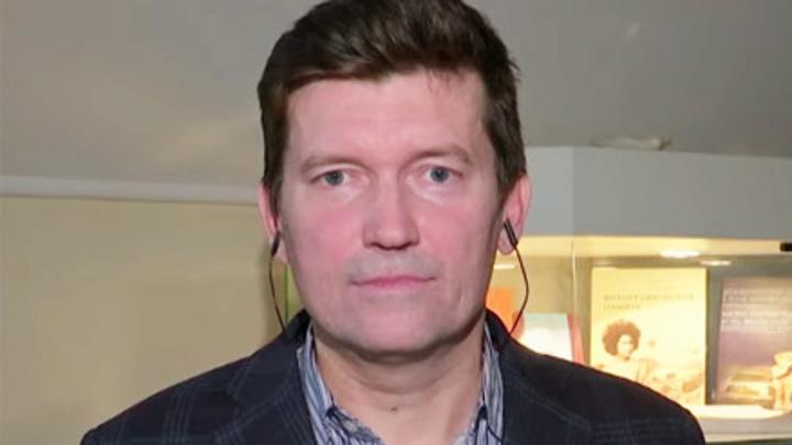Учёный-египтолог Роман Александрович Орехов.