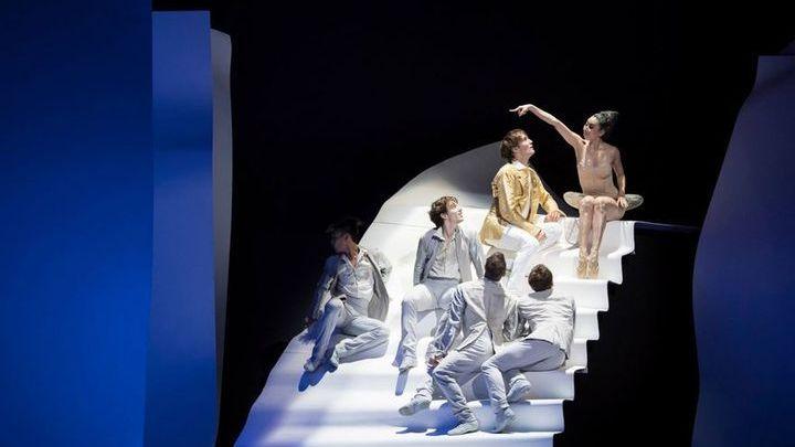 """В рамках проекта Dance Open состоится показ балета """"Золушка"""""""