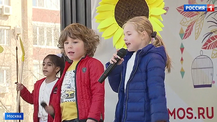 Город добра: Пасхальный фестиваль посвятили благотворительности