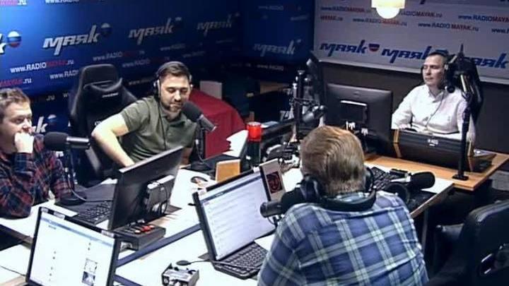 Сергей Стиллавин и его друзья. О поездке в Тюмень