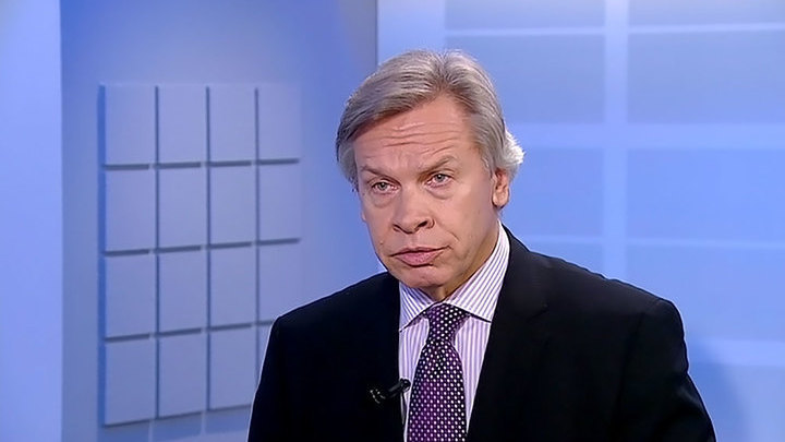 """Пушков попросил Чубайса оценить """"правду, которая вышла наружу"""""""