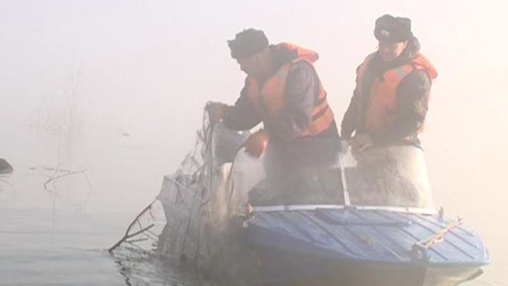 В Тульской области запретили рыбалку