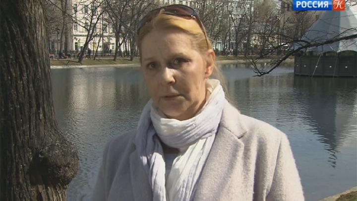 Актриса Анна Каменкова отмечает юбилей