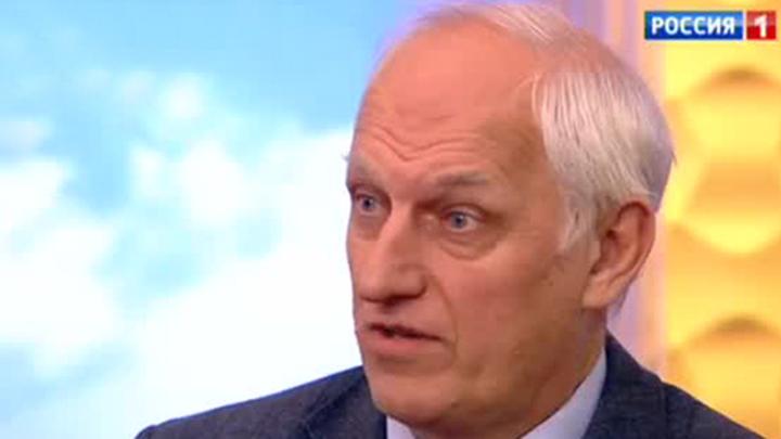 Президент Союза виноградарей и виноделов России Леонид Львович Попович.
