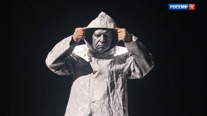 Евгений Гришковец показал в Москве свой новый моноспектакль – «Предисловие к роману»