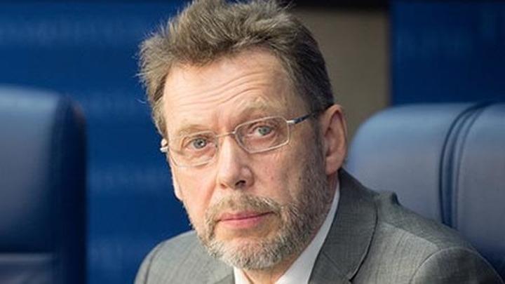 Президент Российской ассоциации общественного здоровья, профессор Андрей Константинович Дёмин.
