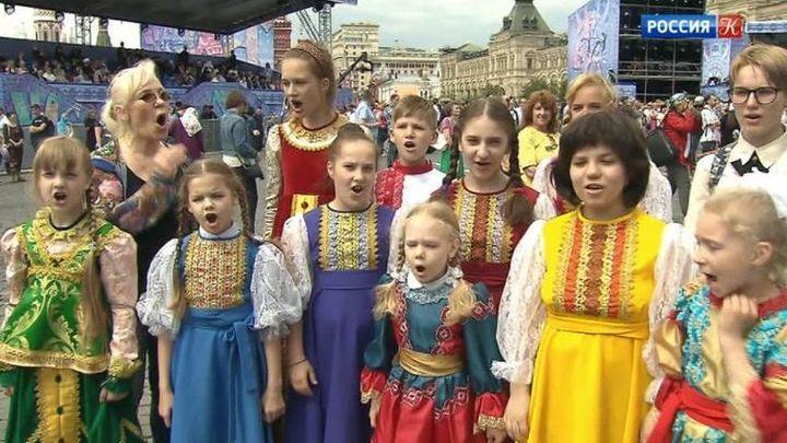 День славянской письменности и культуры сплотил разные народы России
