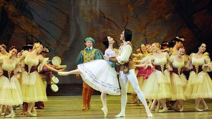 Театр балета Юрия Григоровича представит новый хореографический проект