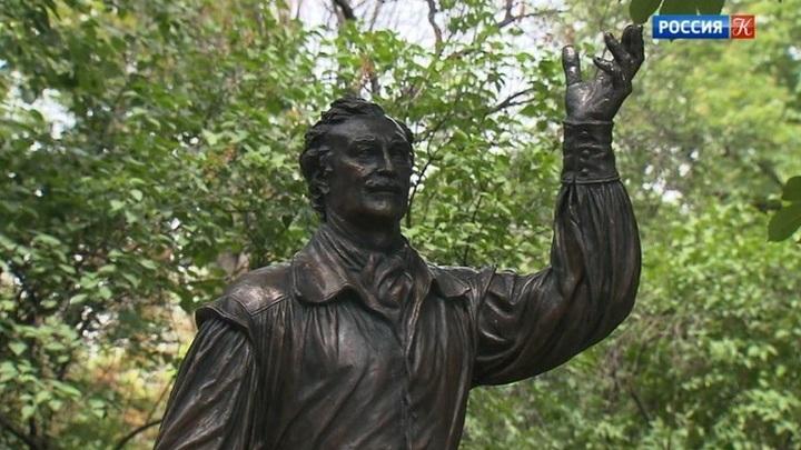 На Новодевичьем кладбище открыли памятник Владимиру Зельдину