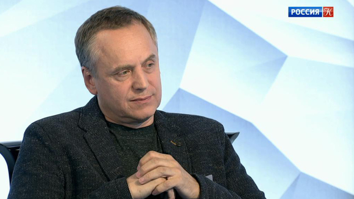 Главная роль. Андрей Соколов