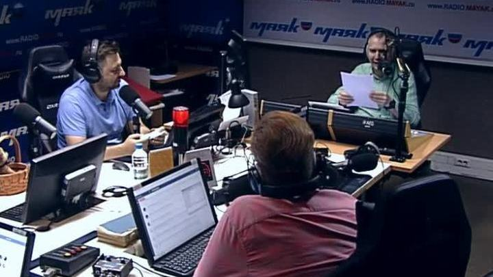Сергей Стиллавин и его друзья. Главная футбольная игра сезона