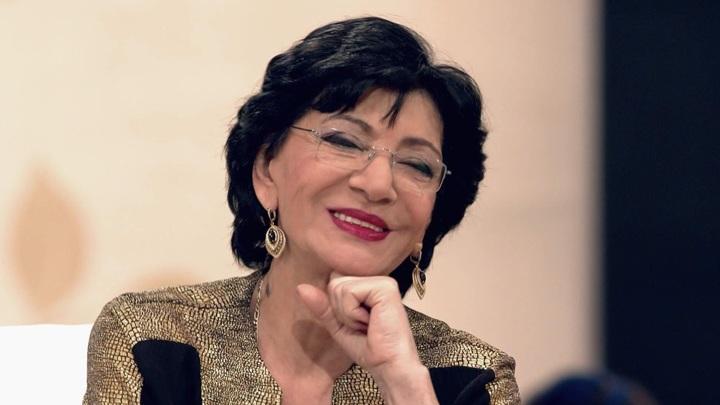 """""""Грузинский народ в женском выражении"""". Нани Брегвадзе отмечает юбилей"""