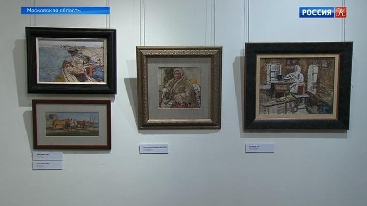 """В подмосковном """"Абрамцево"""" открылась выставка, посвященная творчеству Павла Радимова"""