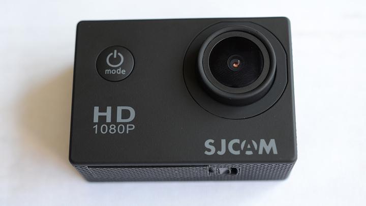 Обзор экшн-камеры SJCAM SJ4000: с чего начать
