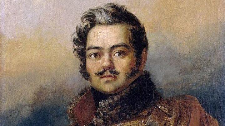 Денис Васильевич Давыдов, поэт гусарской поэзии, герой войны 1812 года