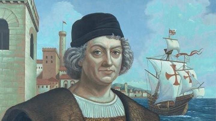 Христофор Колумб, испанский мореплаватель, открывший Америку и близлежащие острова