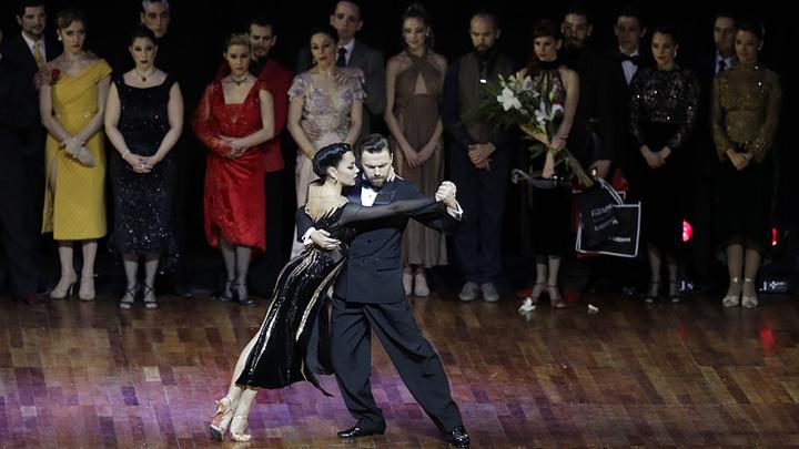Чемпионат мира по танго выиграла российская пара