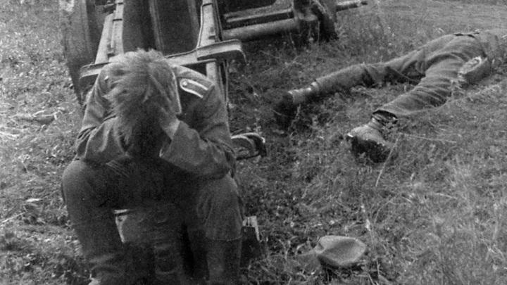"""""""Крах надежд. Германский солдат на Прохоровском поле"""""""