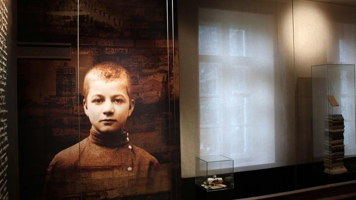 А.Климентов. Фото 1914 года. Литературный музей имени И.Никитина.