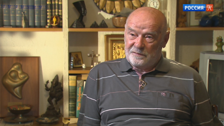 Журналист, драматург, писатель Владимир Губарев отметил юбилей
