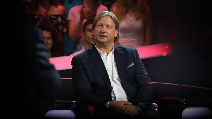 """Кадр из шоу """"Удивительные люди - 3"""". Василий Ключарев"""