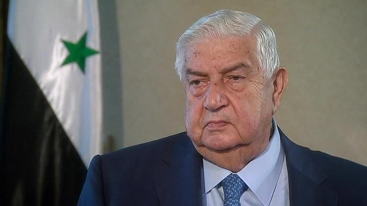 Сирия: нелегитимное присутствие сил США и Турции – это незаконная оккупация
