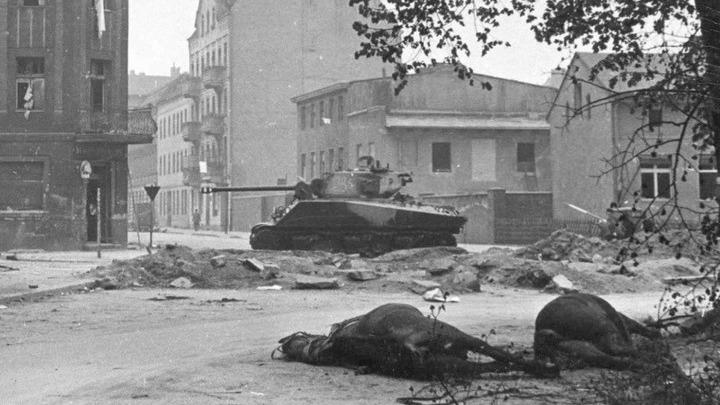 1945 год. Май. Берлин