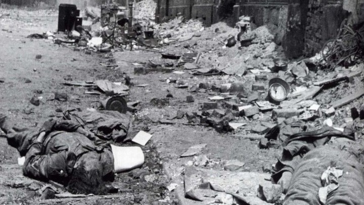 8 мая 1945 года. Бреслау, Германия